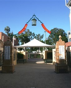 Gympie and Widgee War Memorial Gates - Tourism Adelaide