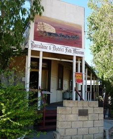 Barcaldine and District Museum - Tourism Adelaide