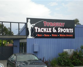 Torquay Tackle  Sports - Tourism Adelaide