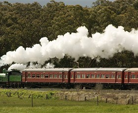 Steamrail Victoria - Tourism Adelaide