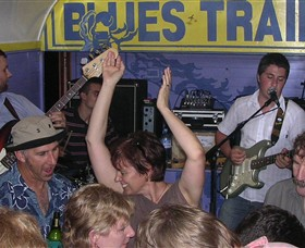 The Blues Train - Tourism Adelaide
