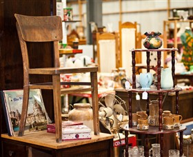 Bendigo Pottery Antiques and Collectables Centre - Tourism Adelaide