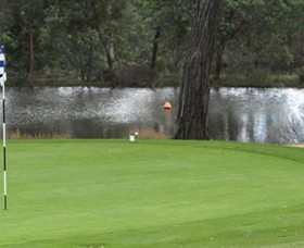 Hepburn Springs Golf Club - Tourism Adelaide