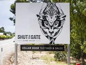 Shut The Gate Winery and Cellar Door