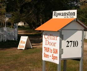Rowanston on the Track Winery  Bed and Breakfast - Tourism Adelaide