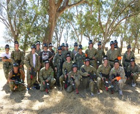 Mansfield Paintball - Tourism Adelaide