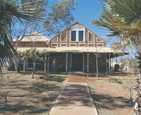 Roebourne Court House - Tourism Adelaide