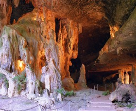 Abercrombie Caves - Tourism Adelaide