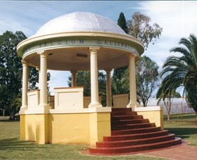 Kingaroy Soldiers Memorial Rotunda - Tourism Adelaide