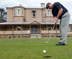 Lithgow Golf Club - Tourism Adelaide
