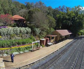 Spring Bluff Railway Station - Tourism Adelaide