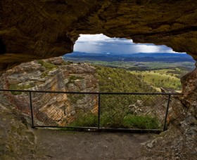 Hassans Walls Lookout - Tourism Adelaide
