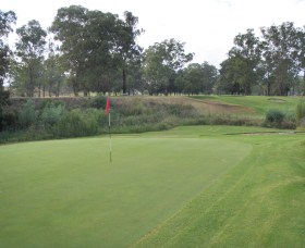 Muswellbrook Golf Club - Tourism Adelaide