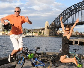 Bikebuffs - Sydney Bicycle Tours - Tourism Adelaide