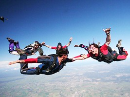 Skydive Maitland - Tourism Adelaide