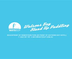 WATSSUP Watsons Bay Stand Up Paddling - Tourism Adelaide