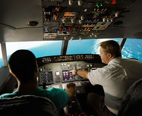 Jet Flight Simulator Sydney - Tourism Adelaide