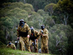 Paintball Sports - Tourism Adelaide