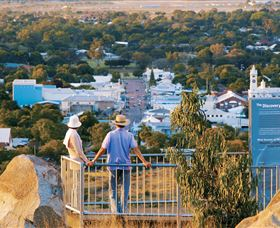 Towers Hill Lookout and Amphitheatre - Tourism Adelaide