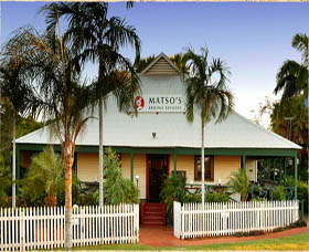 Matsos Broome Brewery and Restaurant - Tourism Adelaide