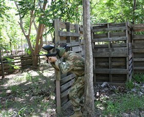 United Paintball - Tourism Adelaide
