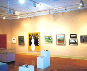 Griffith Regional Art Gallery - Tourism Adelaide