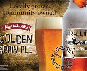 Barellan Beer - Community Owned Locally Grown Beer - Tourism Adelaide