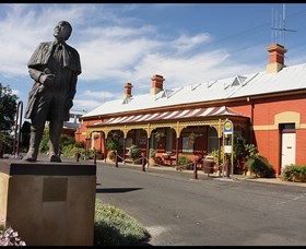 Forbes Railway Arts and Visitor Information Centre - Tourism Adelaide