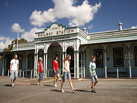 Mount Morgan Railway Museum - Tourism Adelaide
