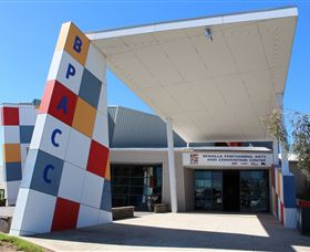 Benalla Performing Arts  Convention Centre and Benalla Cinema  BPACC - Tourism Adelaide