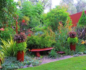 Out of Town Nursery and Humming Garden - Tourism Adelaide