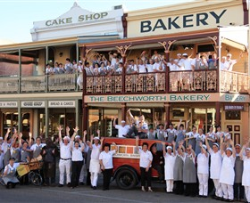 Beechworth Bakery - Tourism Adelaide
