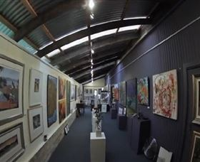 Purple Noon Gallery - Tourism Adelaide