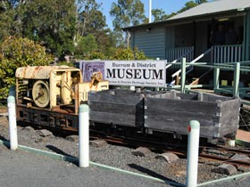 Burrum and District Mining Museum - Tourism Adelaide