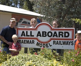 All Aboard Braemar Model Railways - Tourism Adelaide
