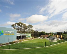 Snowy Mountains Hydro Discovery Centre - Tourism Adelaide