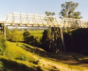 Vacy Bridge over Paterson River - Tourism Adelaide