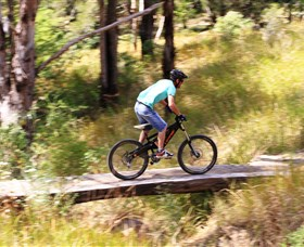 The Steps Mountain Bike Park - Tourism Adelaide
