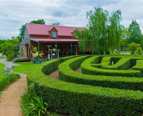 Amazement Farm and Fun Park / Cafe and Farmstay Accommodation - Tourism Adelaide