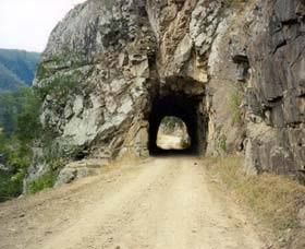 Old Glen Innes Road and the Historic Tunnel Grafton - Tourism Adelaide