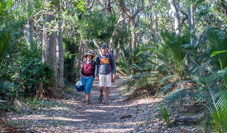Myrtle Beach walking track - Tourism Adelaide