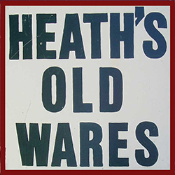 Heaths Old Wares Collectables  Industrial Antiques - Tourism Adelaide
