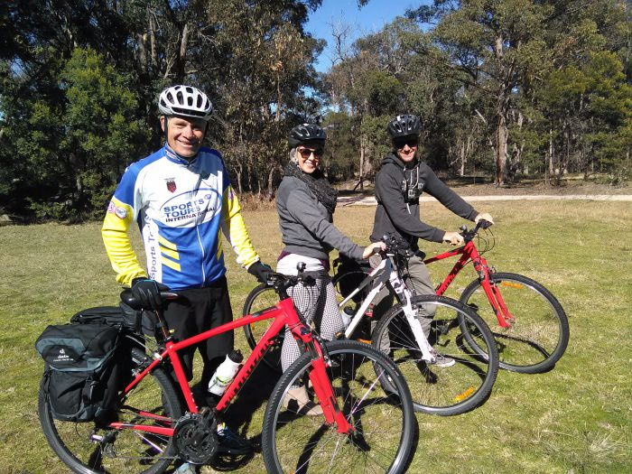 Granite Belt Bicycle Tours and Hire - Tourism Adelaide