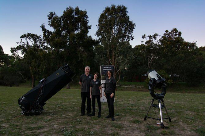 Stargazing Busselton with Mobile Observatory