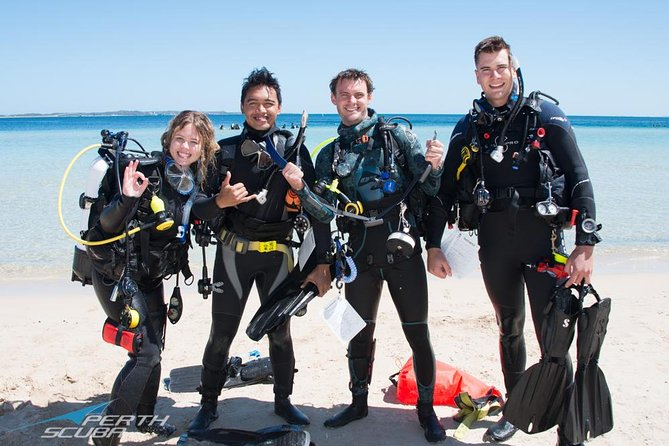 Discover Local Scuba Diving in Perth