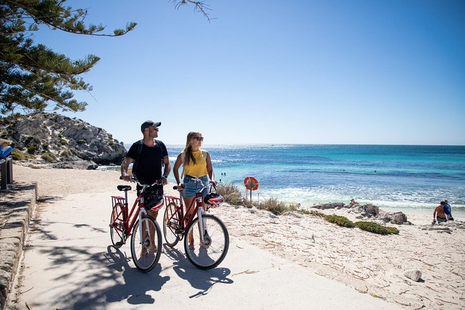 Rottnest Island with Bike Hire from Perth or Fremantle - Tourism Adelaide