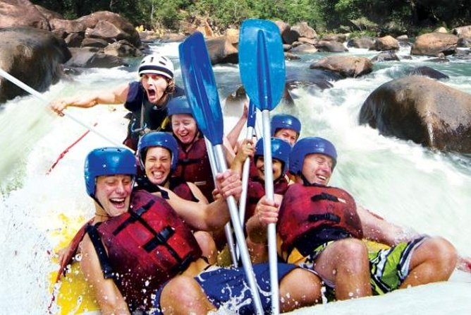 Tully River Full-Day White Water Rafting from Cairns including Lunch - Tourism Adelaide