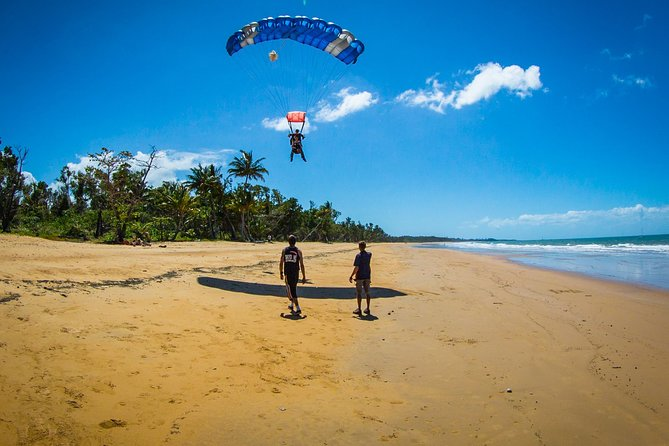 Beach Skydive from up to 15000ft over Mission Beach - Tourism Adelaide