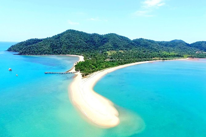 Dunk Island Round-Trip Water Taxi Transfer from Mission Beach - Tourism Adelaide
