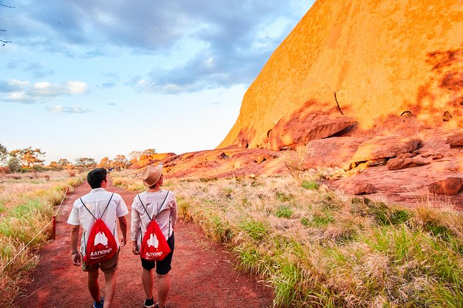 Uluru Sunrise and Guided Base Walk - Tourism Adelaide
